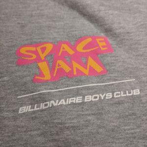 RARE! Space Jam x Billionaire Boys Club Hoodie